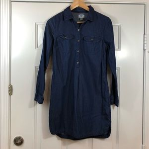 🌵Old Navy Jean Cotton Collared Tunic